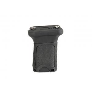 Vertical Grip Short for KEY-MOD Handguard bk [BATTLEAXE]