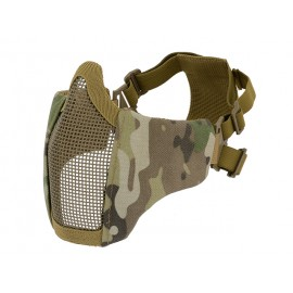 PDW Half Face Protective Mesh Mask multicam [BD]