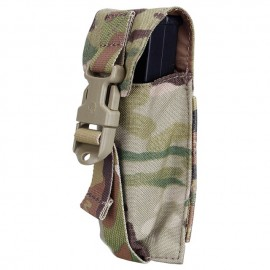 Mag pouch pistol multi-tool/knife/flashlight multicam [EM]
