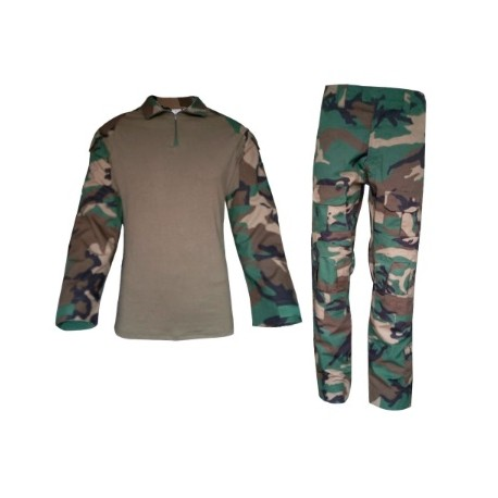 Uniforme  Gen3 woodland - S [DRAGONPRO]