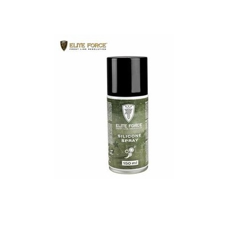 Silicone Spray 150ml [Elite Force]