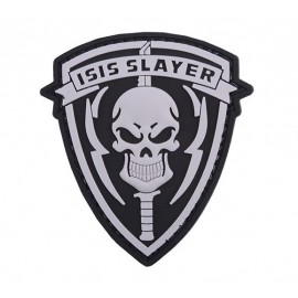 Patch 3D PVC Badge - ISIS Skull
