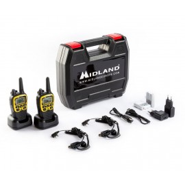 Kit XT-70-Adventure (PMR446) bk [Midland]