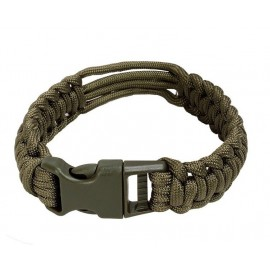 Clock Paracord Survival Bracelet od XL