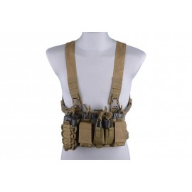 Chest Rig Tactical Vest tan [MCC]