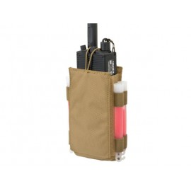 Radio Pouch coyote [8Fields]