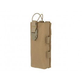 Radio Pouch tan [8Fields]