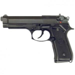 Pistola KM9 Gas BlowBack bk [KJW]