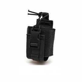 Multi Radio Pouch bk [Ghost Gear]
