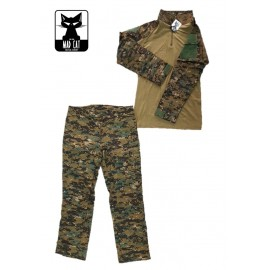 Uniforme Completo Gen2 digital woodland XL [MadCat]