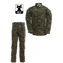Uniforme Completo ACU digital woodland XL [MadCat]