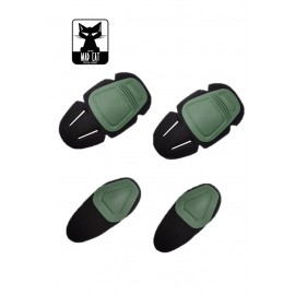 Knee & Elbow Pads Set od [MadCat]