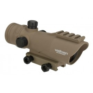V-Tactical 1x30mm Red Dot Sight RDA30 tan [Valken]