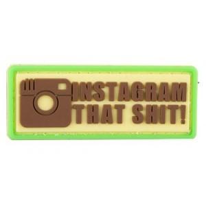 Patch 3D Instagram That Shit