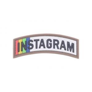 Patch 3D Instagram