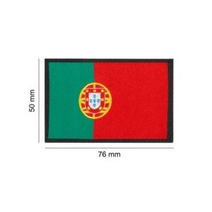 Patch Bandeira Portugal (bordado) [Clawgear]