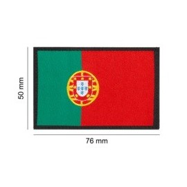 Patch Bandeira Portugal (bordado) [Clawgear]