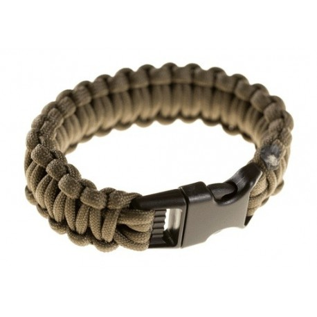 Paracord Bracelet Compact od [Invader Gear]