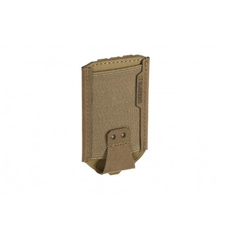Low Profile Mag Pouch 9mm tan [Clawgear]