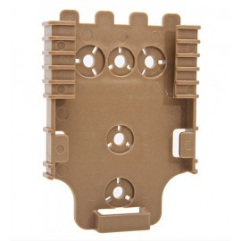 QL22 (0305) System Receiver Plate tan [GK Tactical]