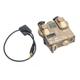PEQ-15A Red/IR Laser Designator & Illuminator tan [G&P]