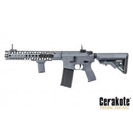 AEG LA M4 SBR Wolf Grey Lone Star Edition [Evolution]