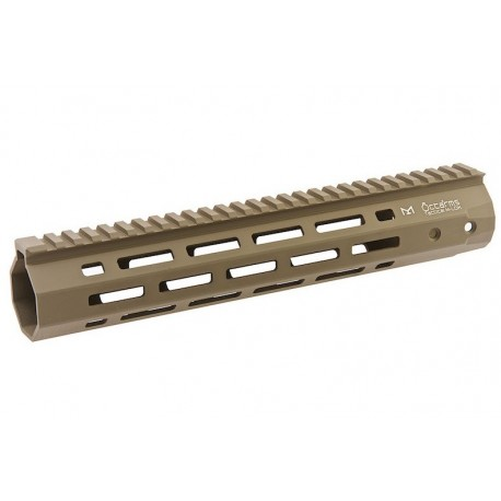 Handguard Set for M-Lok System 290mm tan [ARES]