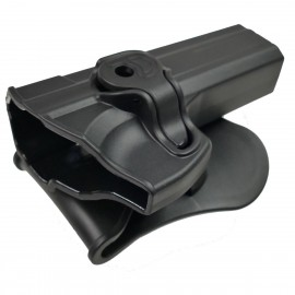 Polymer Holster SP-01 Shadow bk [Strike Systems]