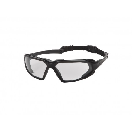 Tactical Protective Glasses bk / Clear Lenses [Strike Systems]