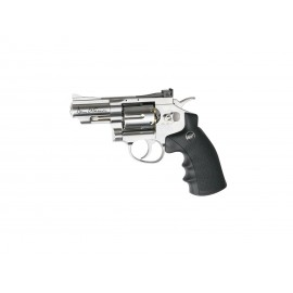 "Revolver 2.5"" GNB CO2 4.5mm silver [Dan Wesson]"