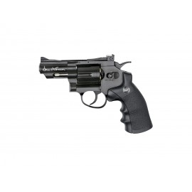 "Revolver 2.5"" GNB CO2 bk [Dan Wesson]"
