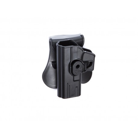 Polymer Holster G Models Left Hand bk [Strike Systems]