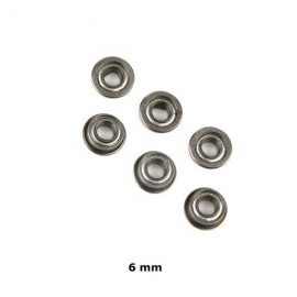 Bushing ball 6mm metal SHS
