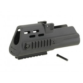 G36C Forearm with rail set bk