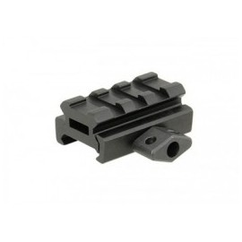 Mini Raiser Block Mount 0,5""