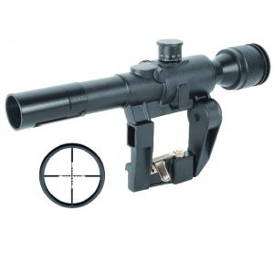 Scope 4x26 AK Sniper Kalashnikov