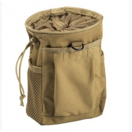 Pouch molle short tan