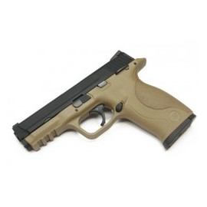 Pistola Big Bird FDE tan WE