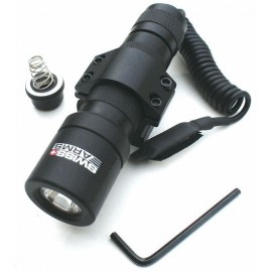 Flashlight Luxeon 3W/70 lumen com acessórios