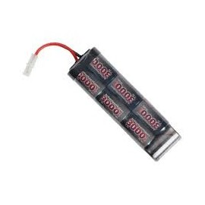 Bateria 8,4V 3000mAh NiMH