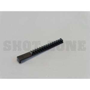 Steel rack gear PTW Systema